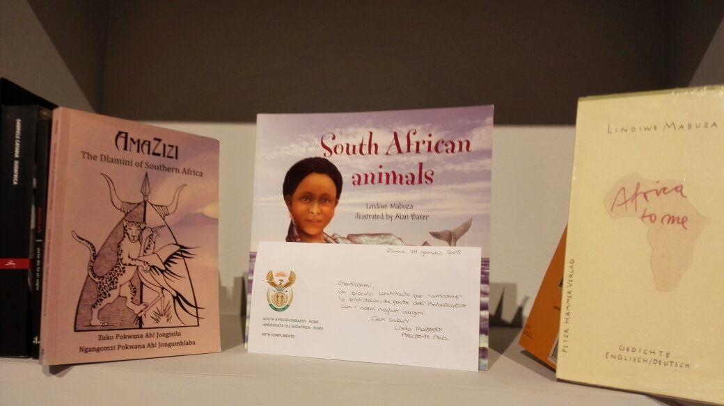 Biblioteca Mandela: continua l'amicizia con il Sudafrica