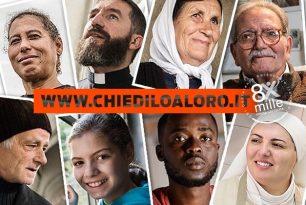 Caritas Diocesana di Foligno testimonial dell'8xMille a TV2000