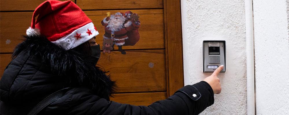 Babbo Natale a domicilio